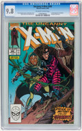 Modern Age (1980-Present):Superhero, X-Men #266 (Marvel, 1990) CGC NM/MT 9.8 Off-white to whitepages....