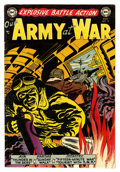 Golden Age (1938-1955):War, Our Army at War #15 (DC, 1953) Condition: VG/FN....