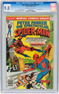 Bronze Age (1970-1979):Superhero, Spectacular Spider-Man #1 (Marvel, 1976) CGC NM/MT 9.8 Off-white to white pages....