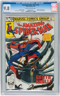 Modern Age (1980-Present):Superhero, The Amazing Spider-Man #236, 237, and 240 CGC Group (Marvel, 1983)Condition: CGC NM/MT 9.8 Off-white to white pages.... (Total: 3Comic Books)