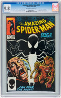 Modern Age (1980-Present):Superhero, The Amazing Spider-Man #255-258 CGC Group (Marvel, 1984) Condition:CGC NM/MT 9.8.... (Total: 4 )