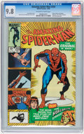 Modern Age (1980-Present):Superhero, The Amazing Spider-Man #259-262 CGC Group (Marvel, 1984-85)Condition: CGC NM/MT 9.8.... (Total: 4 )