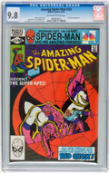 Modern Age (1980-Present):Superhero, The Amazing Spider-Man #223-226 CGC Group (Marvel, 1981-82)Condition: CGC NM/MT 9.8.... (Total: 4 )