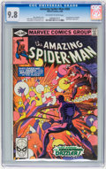 Modern Age (1980-Present):Superhero, The Amazing Spider-Man #203-205 Group (Marvel, 1980) Condition: CGCNM/MT 9.8 Off-white to white pages.... (Total: 3 Comic Books)
