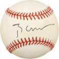Autographs:Baseballs, Bill Clinton Single Signed Baseball....