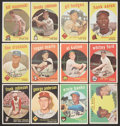 Baseball Cards:Lots, 1959 Topps Baseball Collection (205 Different). ...