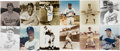 Autographs:Photos, Brooklyn and Los Angeles Dodgers Signed Photographs Lot of 12. ...