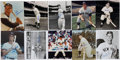 Autographs:Photos, New York Yankees Signed Photographs Lot of 10. ...