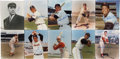 Autographs:Photos, Baseball Hall of Famers Signed Photographs Lot of 10. ...