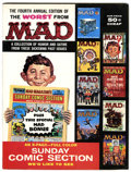 Magazines:Mad, Worst From Mad #4 (EC, 1961) Condition: FN/VF....