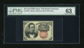 Fractional Currency:Fifth Issue, Fr. 1266 10c Fifth Issue PMG Choice Uncirculated 63....