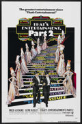 """Movie Posters:Documentary, That's Entertainment, Part 2 (MGM, 1975). One Sheet (27"""" X 41""""). Documentary. Starring Fred Astaire and Gene Kelly. Directed..."""