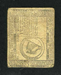 Continental Currency May 10, 1775 $8 Very Fine. The usual fading of the signatures is noticed