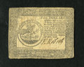 Colonial Notes:Continental Congress Issues, Continental Currency September 26, 1778 $5 Fine. The signature inred ink has done its customary fading on this example....