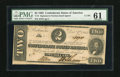 Confederate Notes:1862 Issues, T54 $2 1862 Cr-391.. ...
