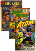 Silver Age (1956-1969):Miscellaneous, Miscellaneous Silver Age Group (Various Publishers, 1960s)....(Total: 3 Comic Books)