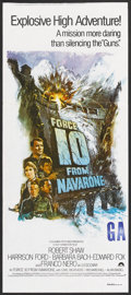 """Movie Posters:War, Force 10 from Navarone Lot (Columbia, 1978). Australian Daybill(13.5"""" X 30"""") and One Sheets (2) (27"""" X 41""""). War.. ... (Total: 3Items)"""