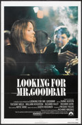"Movie Posters:Drama, Looking for Mr. Goodbar Lot (Paramount, 1977). One Sheets (2) (27"" X 41""). Drama.. ... (Total: 2 Items)"