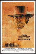 "Movie Posters:Western, Pale Rider (Warner Brothers, 1985). One Sheet (27"" X 41"") Style A.Western.. ..."