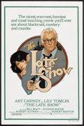 "Movie Posters:Crime, The Late Show (Warner Brothers, 1977). One Sheet (27"" X 41""). Crime.. ..."