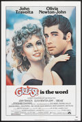 "Movie Posters:Musical, Grease (Paramount, 1978). One Sheet (27"" X 41""). Musical.. ..."