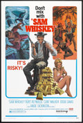 "Movie Posters:Western, Sam Whiskey (United Artists, 1969). One Sheet (27"" X 41""). Western.. ..."