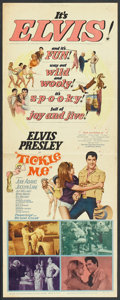 "Movie Posters:Elvis Presley, Tickle Me (Allied Artists, 1965). Insert (14"" X 36""). ElvisPresley.. ..."