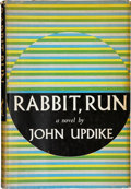 Books:Signed Editions, John Updike. Rabbit, Run. New York: Knopf, 1960.. Firstedition. Signed by Updike on the title page. Octavo. 3...