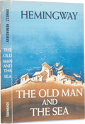 Books:First Editions, Ernest Hemingway. The Old Man and the Sea. New York: CharlesScribner's Sons, 1952.. First edition, in the first s...