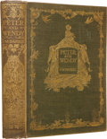 Books:First Editions, J. M. Barrie. Peter and Wendy. New York: Charles Scribner'sSons, [1911].. First American edition. Octavo. 267 pag...