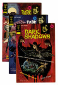 Bronze Age (1970-1979):Horror, Dark Shadows File Copies Group (Gold Key, 1972-75) Condition:Average NM-.... (Total: 12 )