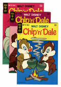 Bronze Age (1970-1979):Humor, Chip 'n' Dale #1-64 File Copies Group (Gold Key, 1967-80)Condition: Average NM-.... (Total: 66 )