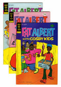 Bronze Age (1970-1979):Cartoon Character, Fat Albert File Copies Group (Gold Key, 1974-79) Condition: Average NM-.... (Total: 27 )