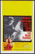 "Movie Posters:War, The Night Fighters (United Artists, 1960). Window Card (14"" X 22"").War.. ..."