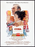 "Movie Posters:Adventure, Cuba (United Artists, 1979). Poster (30"" X 40""). Adventure.. ..."