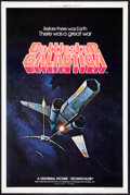 """Movie Posters:Science Fiction, Battlestar Galactica Lot (Universal, 1978). One Sheets (2) (27"""" X41""""). Science Fiction.. ... (Total: 2 Items)"""