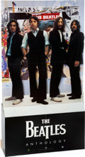 Music Memorabilia:Memorabilia, Beatles Anthology Promotional Standee....