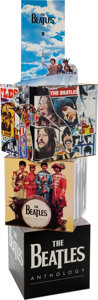 Music Memorabilia:Memorabilia, Beatles Anthology 2 Display Items.... (Total: 4 )