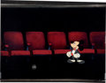 Movie/TV Memorabilia:Original Art, Mickey Mouse Oscars Ceremony Original Production Cel....