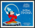 "Movie Posters:Animated, Fantasia (Buena Vista, R-1990). Lobby Card Set of 8 (11"" X 14"").Animated.. ..."