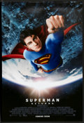 """Movie Posters:Action, Superman Returns (Warner Brothers, 2006). One Sheet (27"""" X 40"""") DS Advance. Action.. ..."""