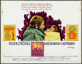 "Movie Posters:Historical Drama, The Lion in Winter (Avco Embassy, 1969). Half Sheet (22"" X 28"").Historical Drama.. ..."