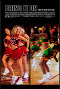 """Movie Posters:Sports, Bring It On (Universal, 2000). One Sheet (27"""" X 40"""") DS. Sports.. ..."""