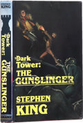 Books:First Editions, Stephen King. The Dark Tower: The Gunslinger. WestKingston: Donald M. Grant Publisher, Inc., 1982. . ...