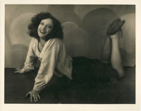 """Joan Crawford in """"Rose Marie"""" by Ruth Harriet Louise (MGM, 1928). Portrait Still (10.25"""" X 13"""")"""