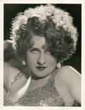"Movie Posters:Drama, Norma Shearer in ""Strangers May Kiss"" by George Hurrell (MGM,1931). Portrait Still (10"" X 13"").. ..."
