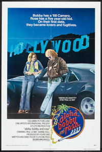 "Aloha, Bobby and Rose Lot (Columbia, 1975). One Sheets (2) (27"" X 41""). Drama. ... (Total: 2 Items)"