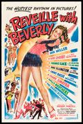 "Movie Posters:Musical, Reveille with Beverly (Columbia, 1943). One Sheet (27"" X 41"").. ..."