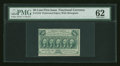 Fractional Currency:First Issue, Fr. 1310 50¢ First Issue PMG Uncirculated 62....