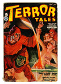 Pulps:Horror, Terror Tales V8#3 (Popular, 1937) Condition: VG-....